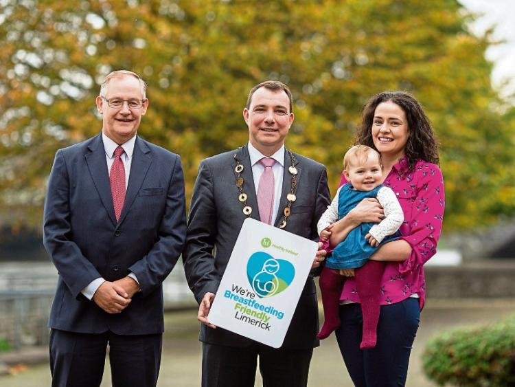 Breastfeeding not solely responsible for infant's health