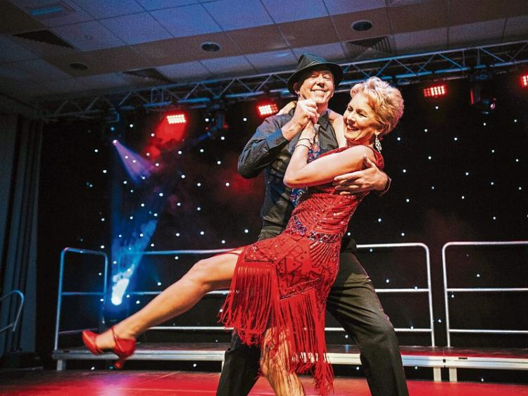 78ebfbe8c5c5 Strictly Legal Eagles winners Ger O'Neill and Elizabeth Walsh danced an Argentine  tango Picture
