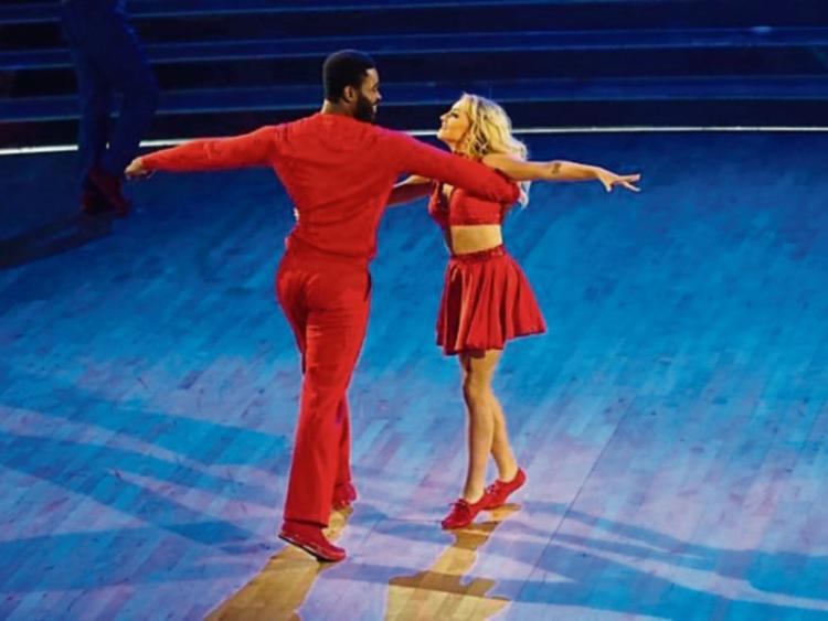 Evanna Lynch comes third in US Dancing with the Stars