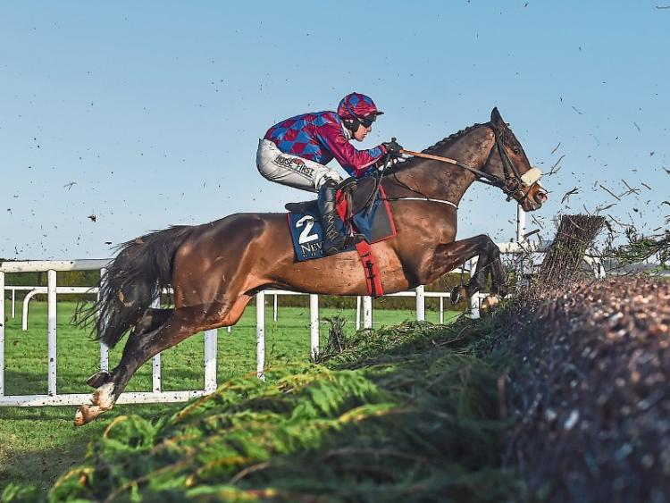 Burrows Saint wins Irish Grand National