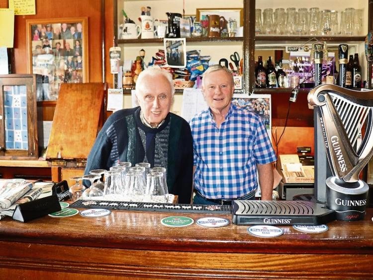 Decades of tradition still going strong as Limerick bar bids for