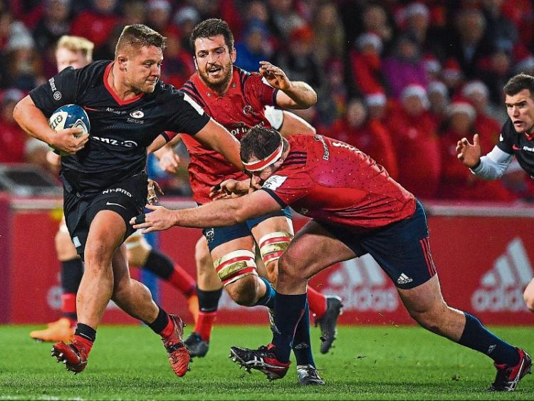 EPCR to investigate incident in Munster's defeat to Saracens