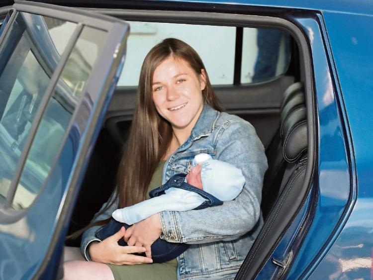 Special delivery as Limerick mother gives birth to baby boy at petrol station