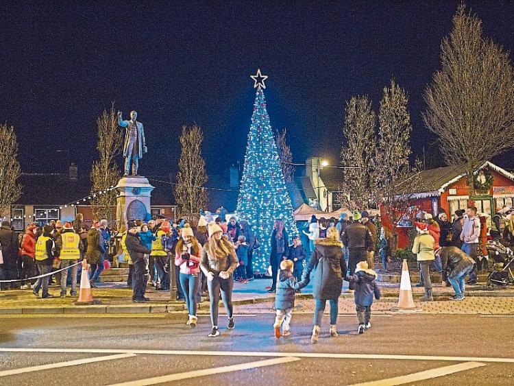 Santa to light up Limerick town ahead of Christmas - Limerick Leader