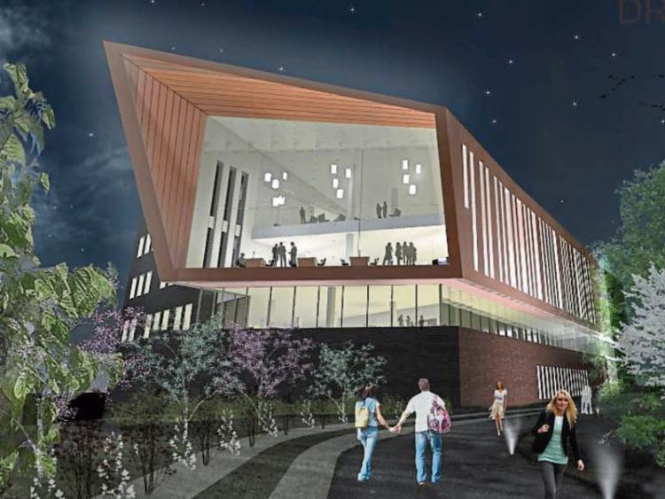 Work Starts On €30m Extension To UL Library