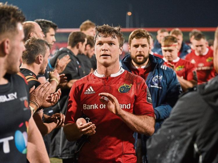 Munster battle past Ulster to book play-off slot