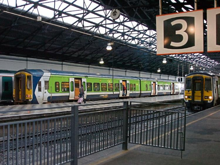 Unions To Decide On Possible Irish Rail Strike