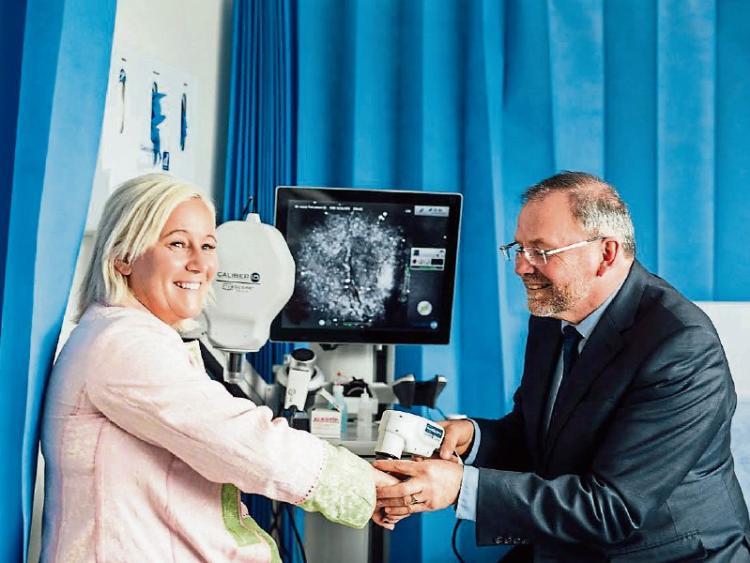 EUR22m Specialist Skin Care Unit Opens At University Hospital Limerick