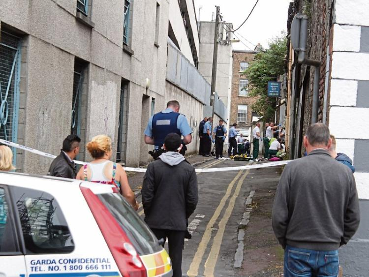 Man dead following city centre knife attack