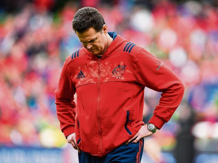 Rassie Erasmus Has Triggered Six Months' Notice Clause In Munster Contract