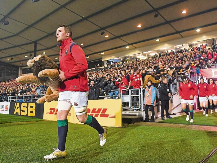 Warburton benched as four Welsh players make Lions XV