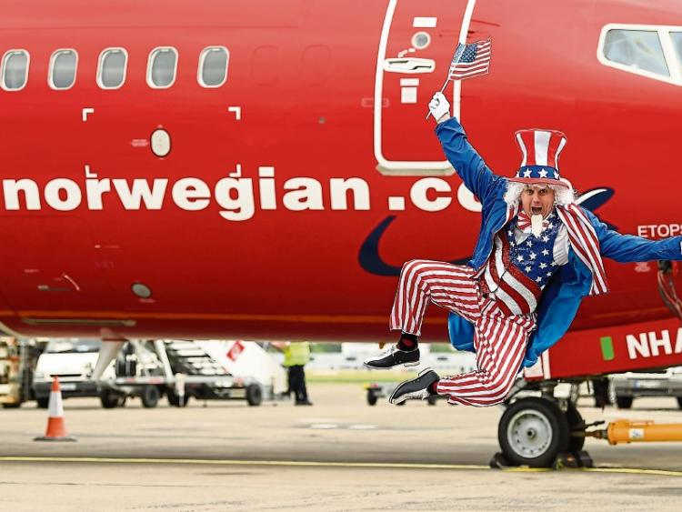 Norwegian Announces Expansion Of Shannon Services