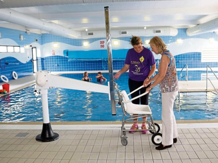 jp mcmanus comes to rescue of limerick hydrotherapy pool with 50k donation limerick leader