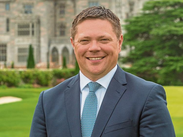 New General Manager Appointed At Limerick S Adare Manor