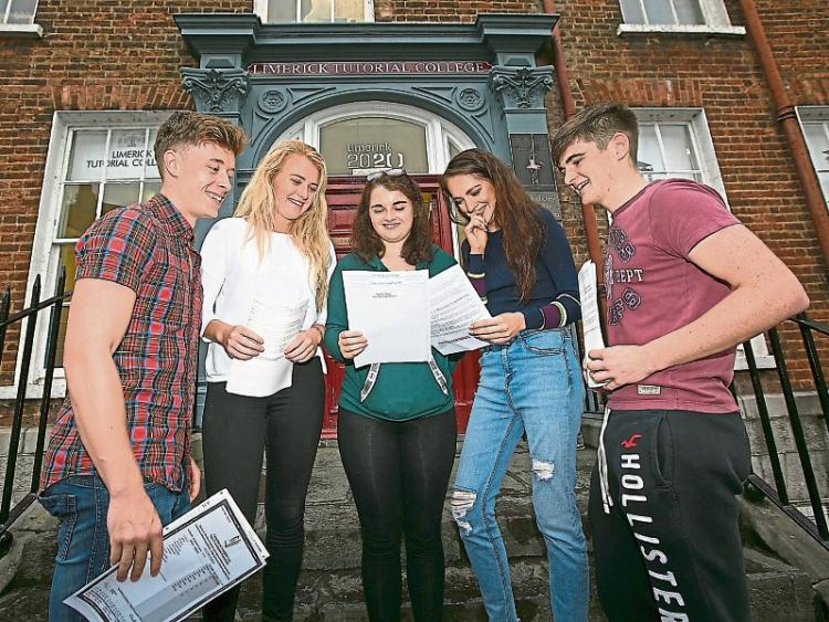 Leaving Cert results helpline open to local students