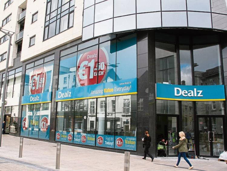 No Deal For Dealz Over Obtrusive Signage At Its Limerick