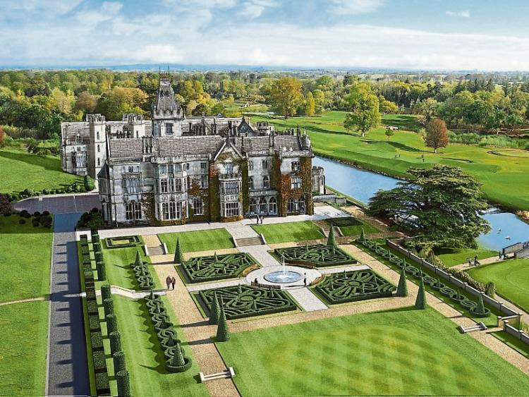 Watch Limerick S Adare Manor Confirms Opening Date For