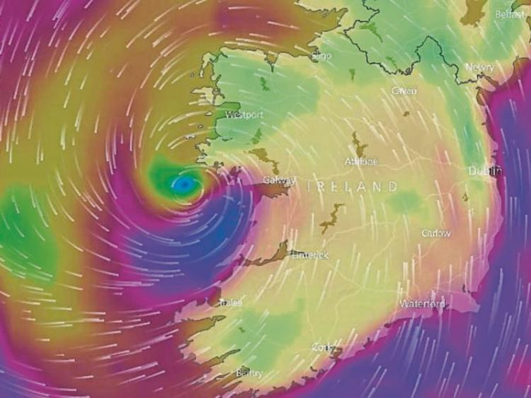 Hurricane Ophelia to disrupt Bus Éireann school buses in five counties