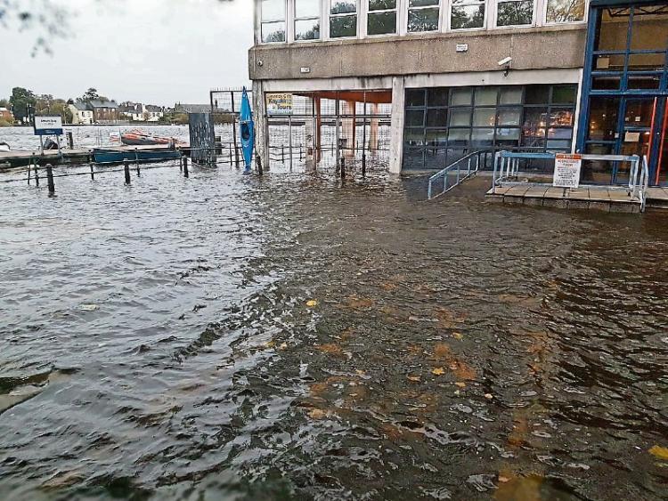 stormbrian crews battling flooding around limerick limerick leader