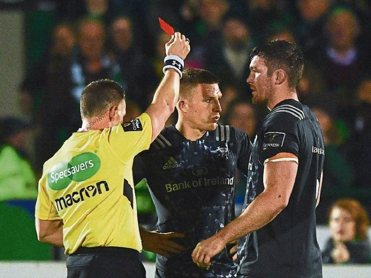 Munster's Andrew Conway to face disciplinary panel