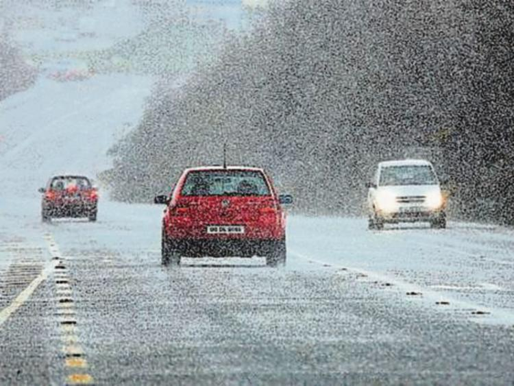 North West set to be blasted by ice