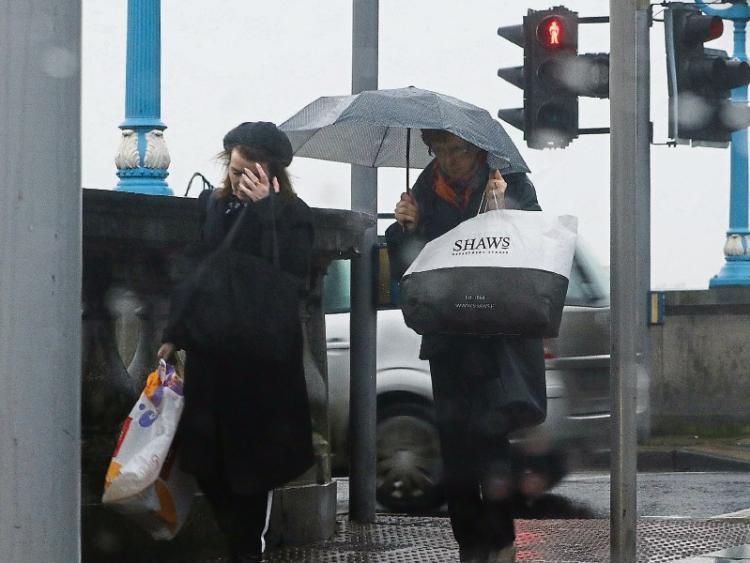 Louth included in Met Eireann ORANGE wind warning