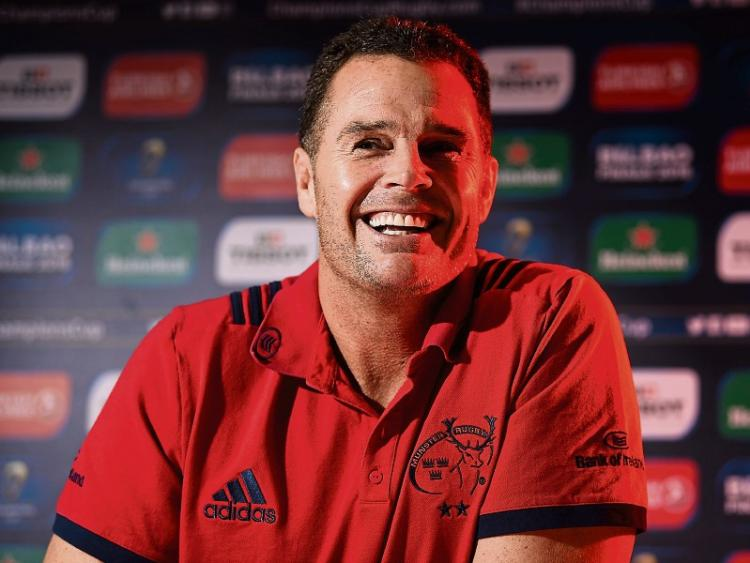 Rassie Erasmus confirmed as new Springbok head coach
