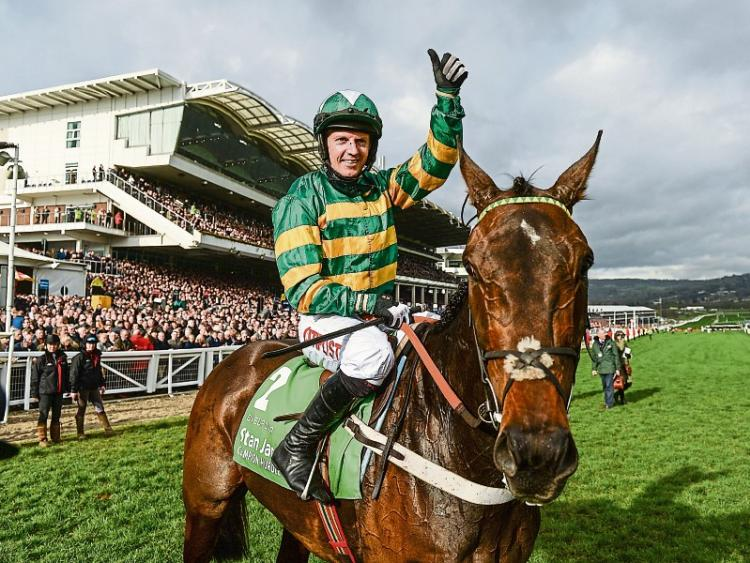 Buveur D'Air defends crown, treble for Mullins