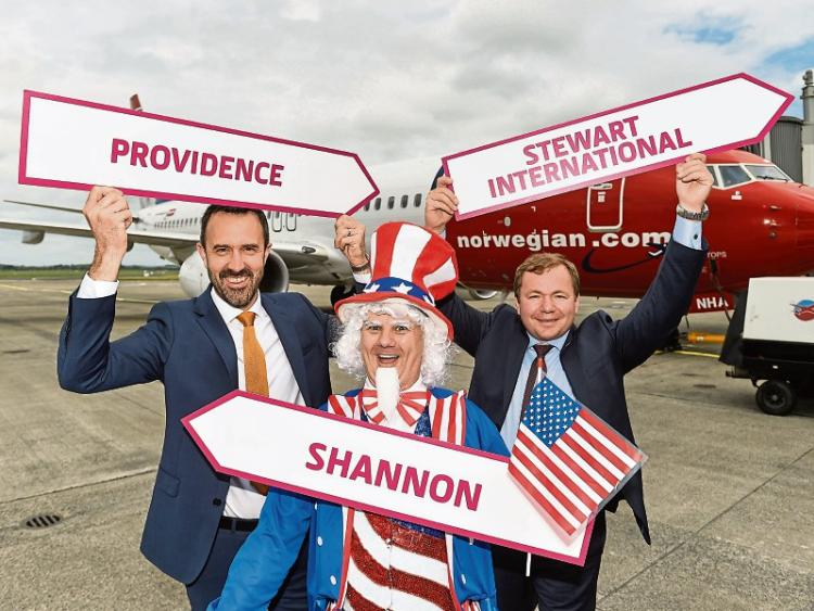 Norwegian Air cancels transatlantic routes from Cork and Shannon over winter