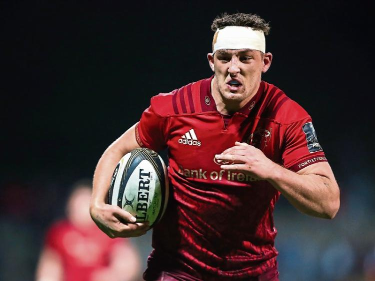 Munster Rugby Team v Cheetahs, Friday 6.35pm kick-off