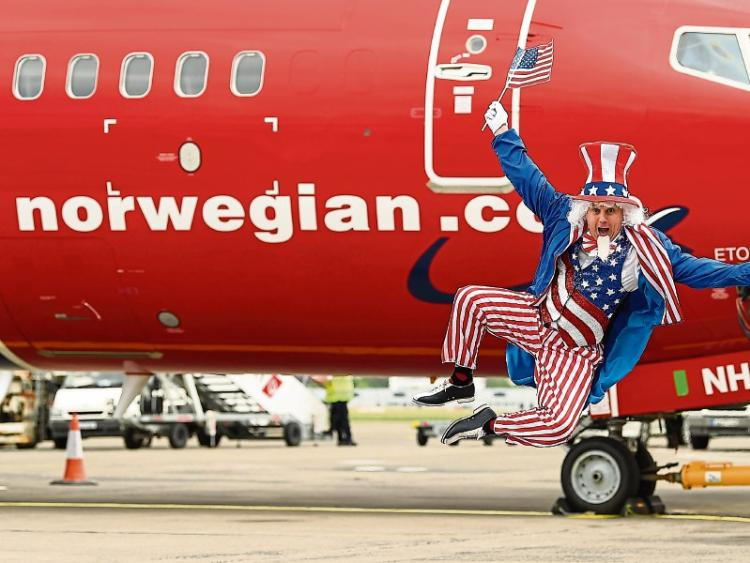 Norwegian Air to fly from Shannon to NY daily