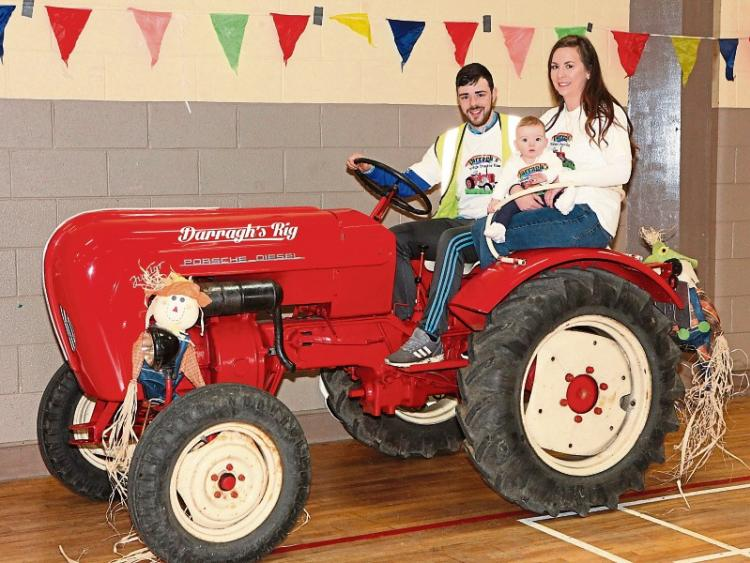 Darragh's Day: Hundreds turn out for tractor run in memory of