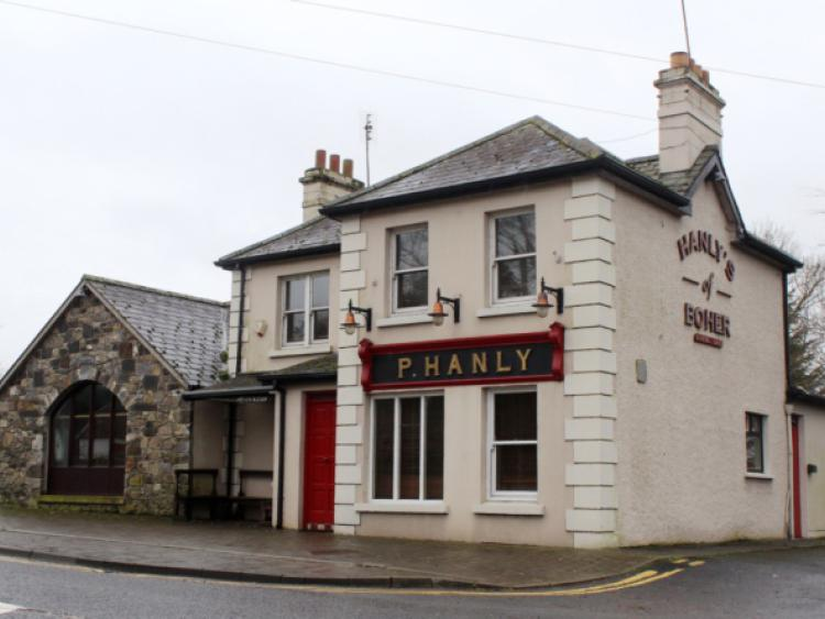 Historic Hanlyu0027s pub has been part of the fabric of life in Boher from 1812 & Landmark County Limerick pub closes its doors after 203 years ...