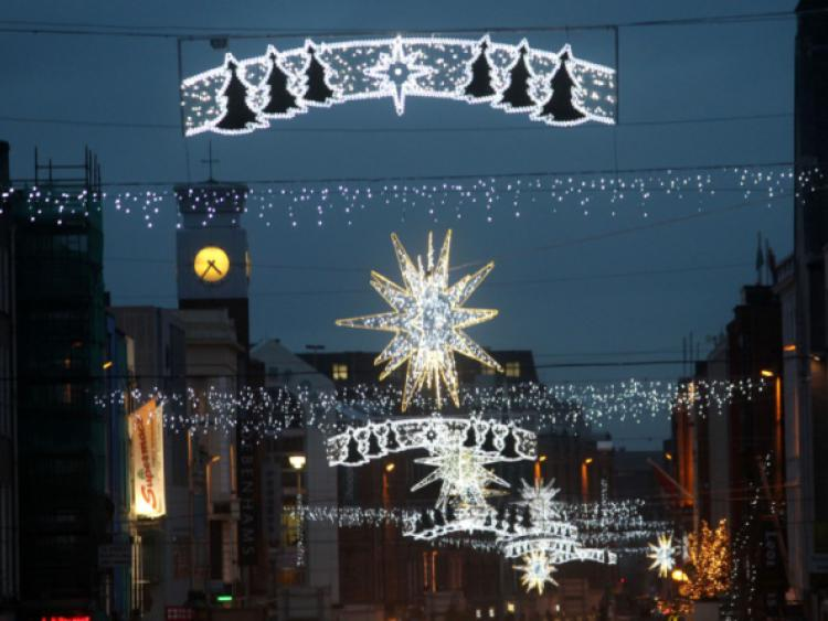 Free from 3' parking on Limerick streets this Christmas - Limerick ...