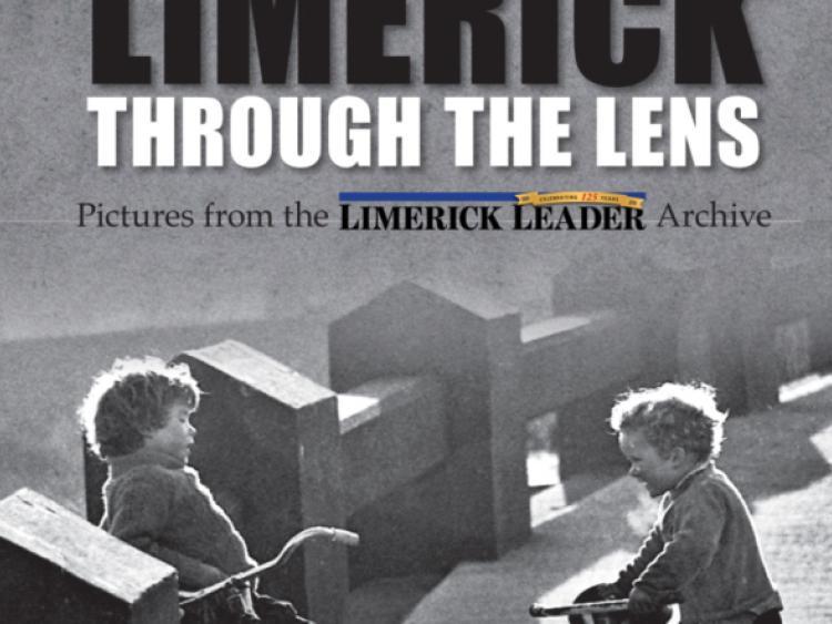 Limerick Through The Lens Makes Bestseller List Limerick