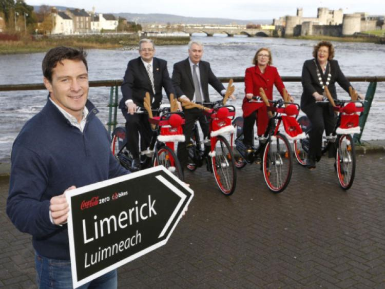 Positive reaction to bike scheme after Limerick roll-out ...