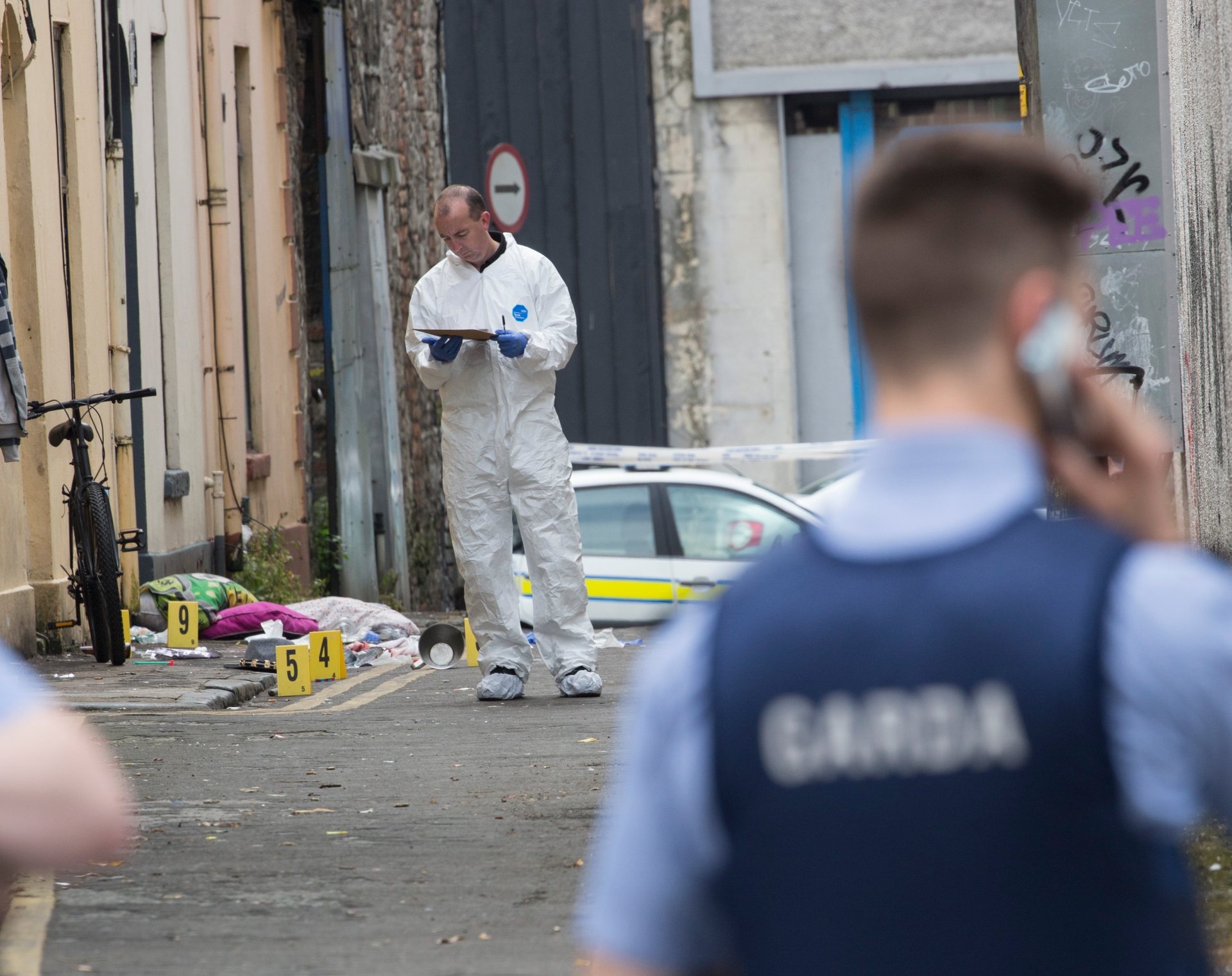 Man dead following city centre knife attack