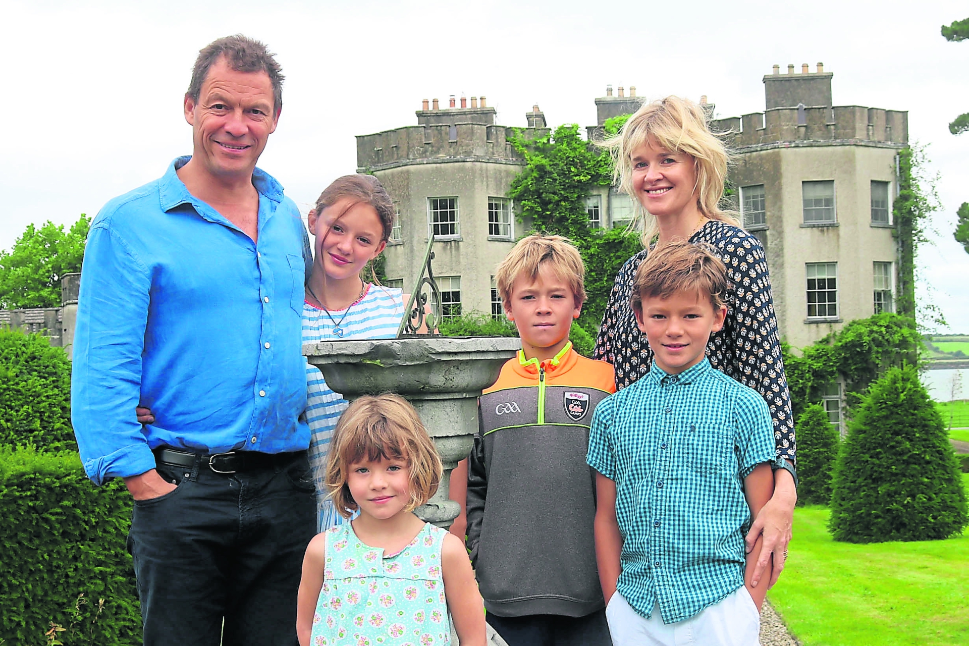 King Of The Castle Dominic West Talks About The Future Of
