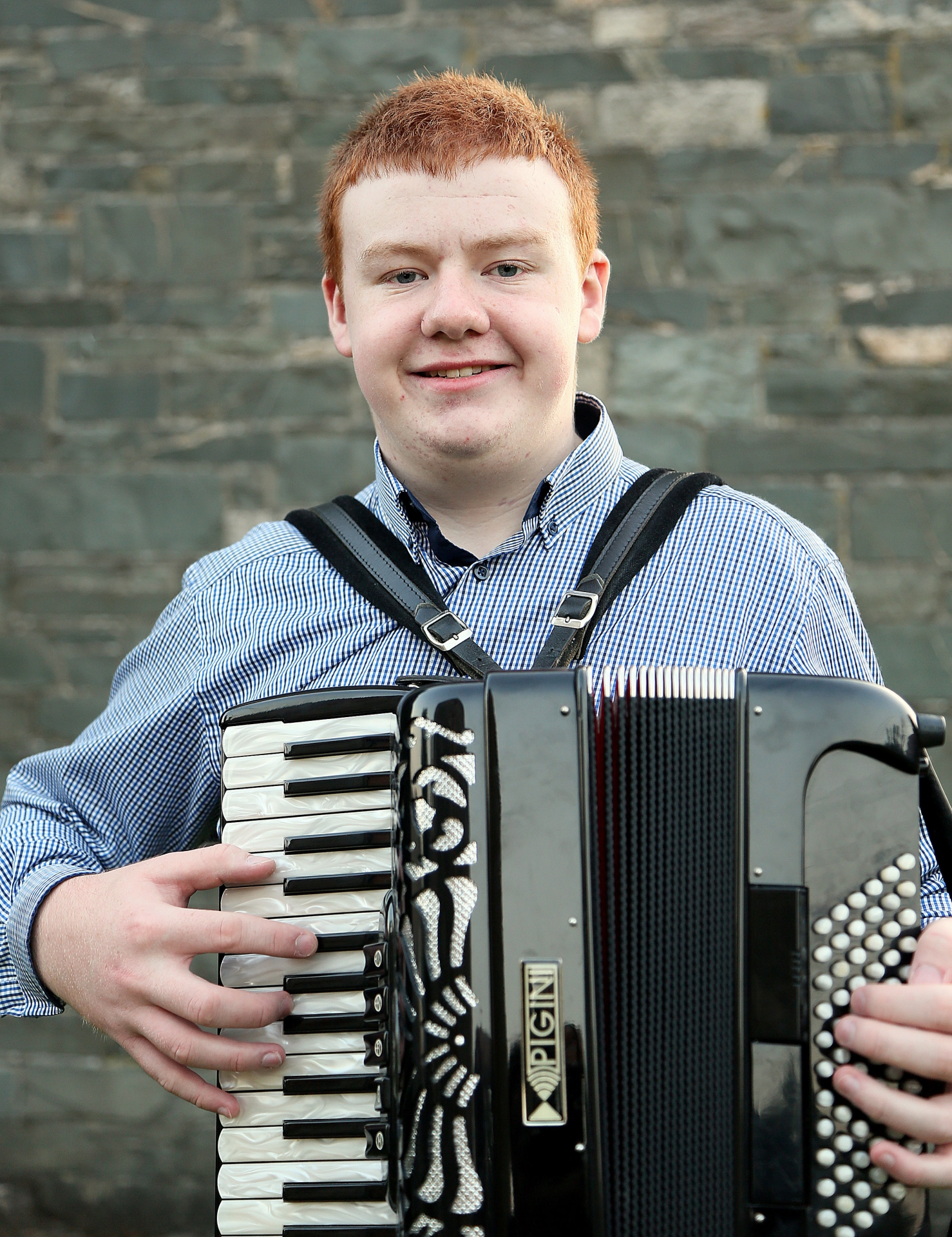James White C.C.É. Dún Dealgan was placed 2nd in the 15-18 Piano Accordion Competition