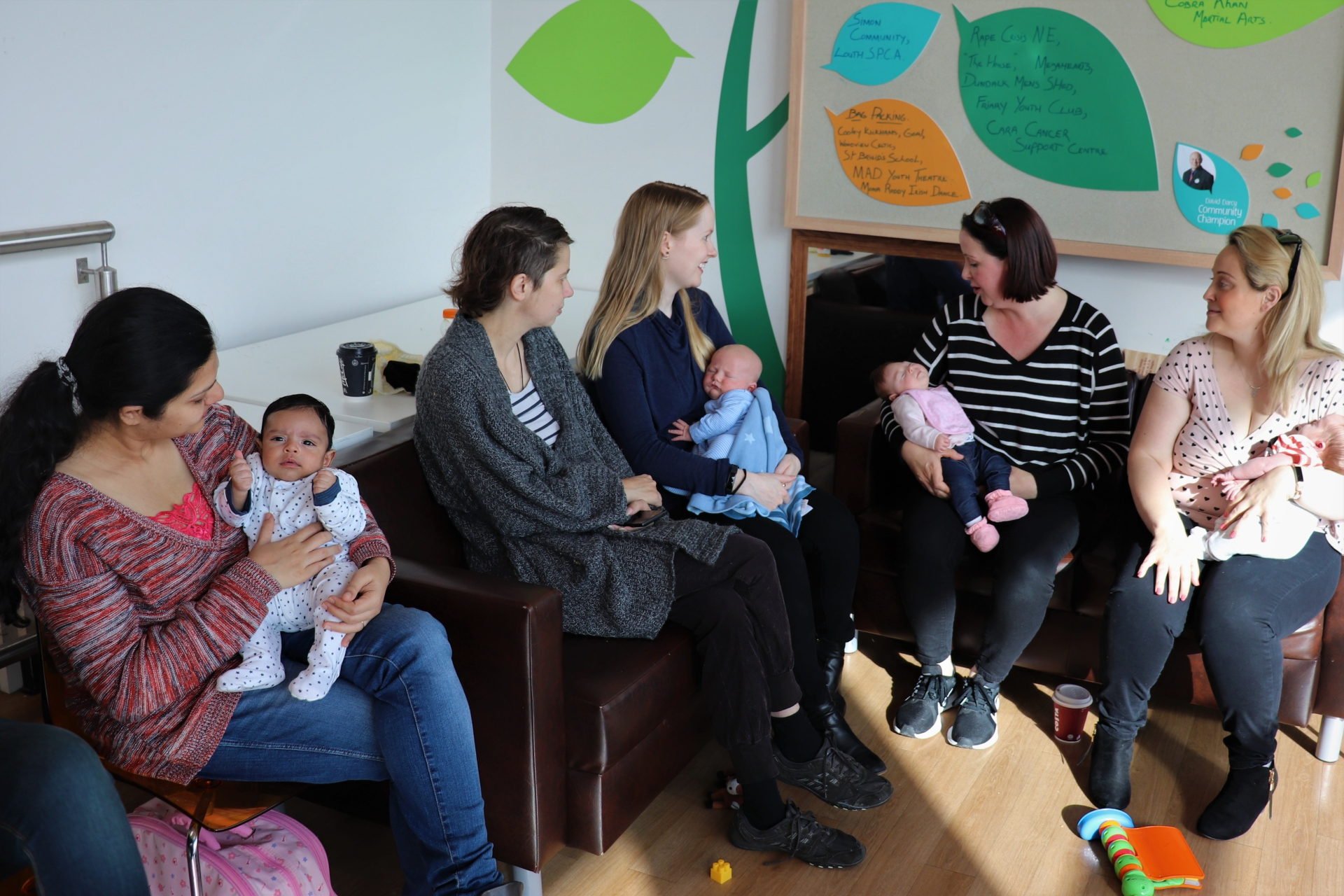 Adult breastfeeding chat