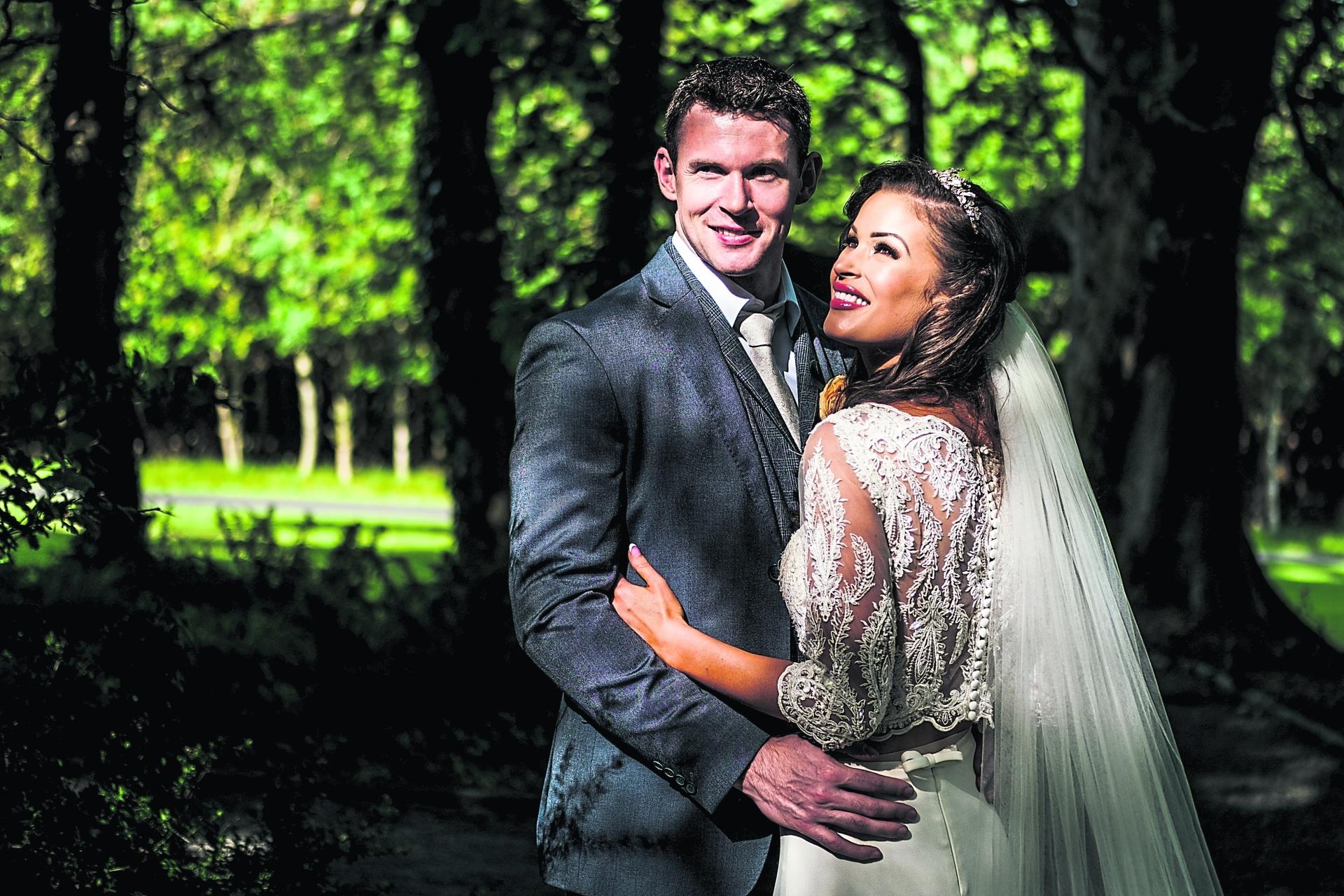 Limerick 'Merkel flag' man marries German girl and